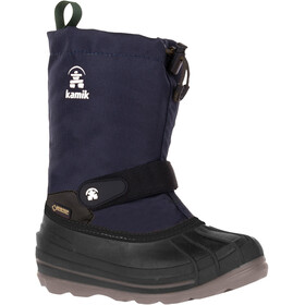 Kamik Waterbug 8G Winter Boots Youth navy